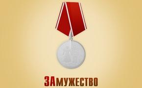 Картинка награда, медаль, орден, замужество, за мужество