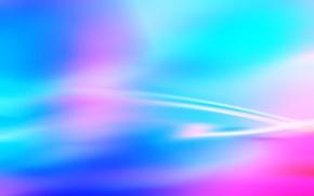 Картинка лучи, свет, линии, краски, цвет