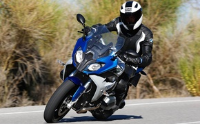 Обои 2015, bike, r1200rs, speed, BMW, moto