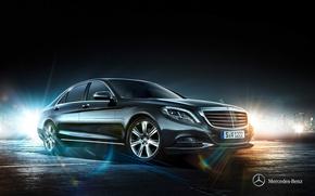 Картинка Mercedes-Benz, Mercedes, w222, s class, Mercedes W222