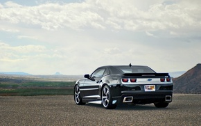 Обои chevrolet camaro, car, tuning, камаро, автообои