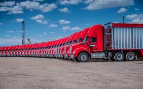 Картинка грузовики, Kenworth, Kenworth T880