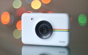 Картинка photography, photo, memories, Polaroid, photographic machine, Polaroid Snap, Snap touch