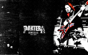 Картинка metal, band, pantera, dimebag darrell