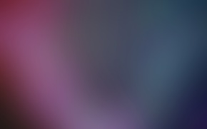 Обои размытие, синий, фон, фиолетовый