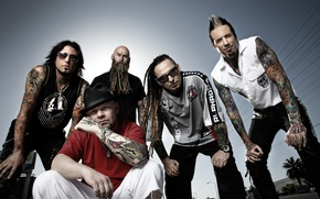 Картинка Metal, Five Finger Death Punch, 5FDP, FFDP, Groove