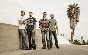 Картинка фото, рок, Nickelback