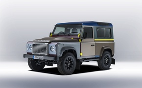 Картинка Land Rover, Defender, ленд ровер, дефендер, 2015, Paul Smith