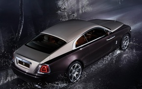 Картинка роллс-ройс, авто, Rolls-Royce, Wraith