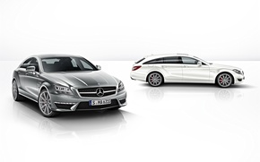 Картинка Mercedes, Benz, AMG, CLS63, S Model