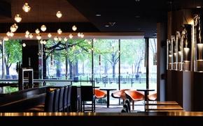 Картинка мебель, интерьер, ресторан, предметы