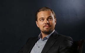 Картинка кресло, взгляд, мужчина, Leonardo DiCaprio, Леонардо Ди Каприо, лицо, актер