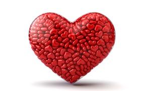 Картинка сердце, love, heart