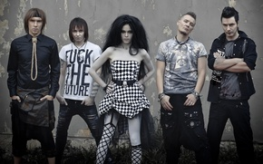 Картинка группа, рок, Слот