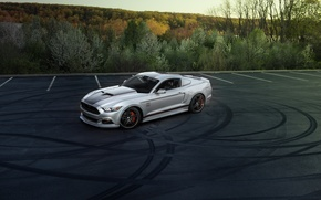 Картинка Mustang, Ford, 800, Chip, 2015, Foose &, MMD Unveil, + HP