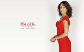 Обои сериал, доктор хаус, house m.d., лиза кадди
