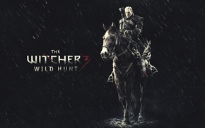 Картинка Игры, Ведьмак, The Witcher 3: Wild Hunt, FuriousGFX