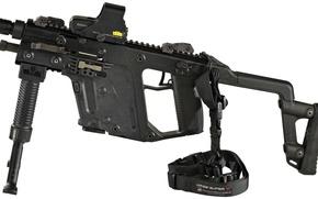 Картинка gun, USA, weapon, Kriss Super V, Kriss, bandolier, .45, semi-automatic, submachine gun, Super Vector, Kriss …