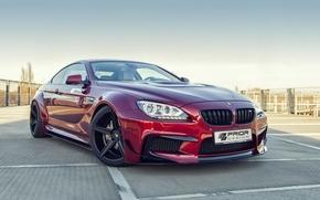 Картинка BMW M6, Prior Design, Widebody, Kit, PD6XX