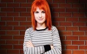 Картинка улыбка, певица, рыжая, знаменитость, Hayley Williams
