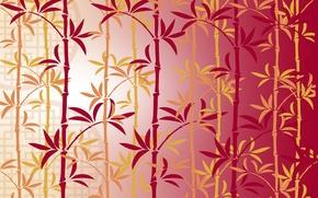 Картинка узор, бамбук, Chinese lunar New Year, Китаи