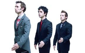 Картинка музыка, группа, rock, punk, Green Day, Billie Joe Armstrong, Michael Ryan Pritchard, Frank Edwin Wright ...