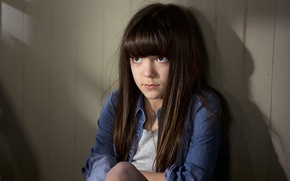 Картинка актриса, девочка, True Blood, Настоящая кровь, Chloe Noelle, Emma Garza