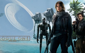 Обои cinema, Star Wars, girl, robot, soldier, sea, woman, katana, man, movie, captain, film, starship, Felicity ...