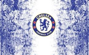 Картинка wallpaper, sport, logo, football, Chelsea FC
