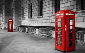 Картинка Лондон, символ, будка, красная, photo, photographer, телефонная, London, Jamie Frith