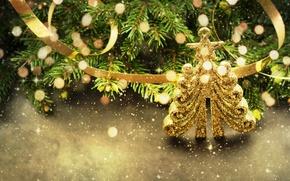 Картинка украшения, елка, Christmas, decoration, xmas, Merry, Рождество. Новый Год