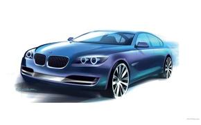 Картинка машины, скорость, BMW, гонки, бумер