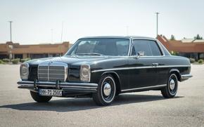 Обои стиль, ретро, Mercedes-Benz, 1971, 250C