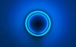 Картинка world, calm, blue light
