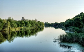 Картинка green, river, Vinkovci