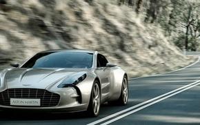 Картинка Aston Martin, скорость