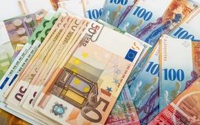 Картинка money, paper, euros