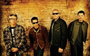 Картинка панк, The Offspring, punk rock, панк рок