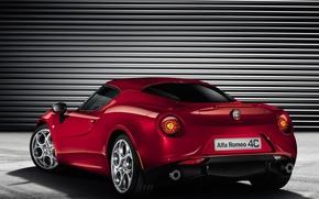 Обои Alfa Romeo, родстер
