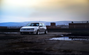 Картинка R32, Golf, VolksWagen, Mk4