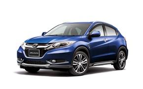 Обои хонда, Vezel, везель, Modulo, 2014, Honda, гибрид