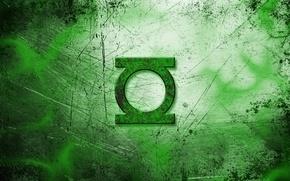 Картинка green, logo, Green lantern