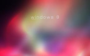 Картинка Минимализм, логотип, windows, microsoft, Logo, wallpapers, Hi-Tech, windows 8
