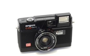 Картинка макро, камера, Argus C4M Electro