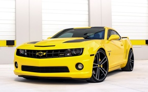 Картинка Chevrolet, Camaro, Transformers, Edition