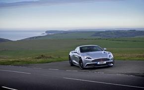 Картинка Aston Martin, Vanquish, Beachy