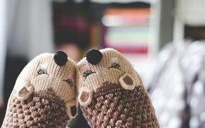 Картинка нос, носки, вязание, ежики