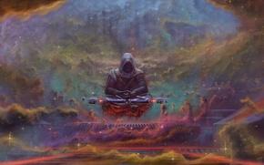 Картинка star wars, art, sith, meditation