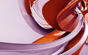 Картинка рендер, узор, hqwallpaper, абстракция