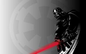 Обои вектор, меч, Звездные войны